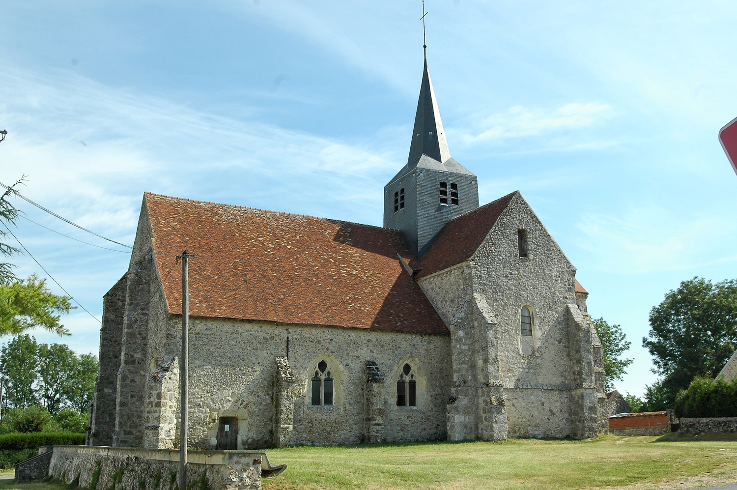 Eglise-Marchais-En-Brie