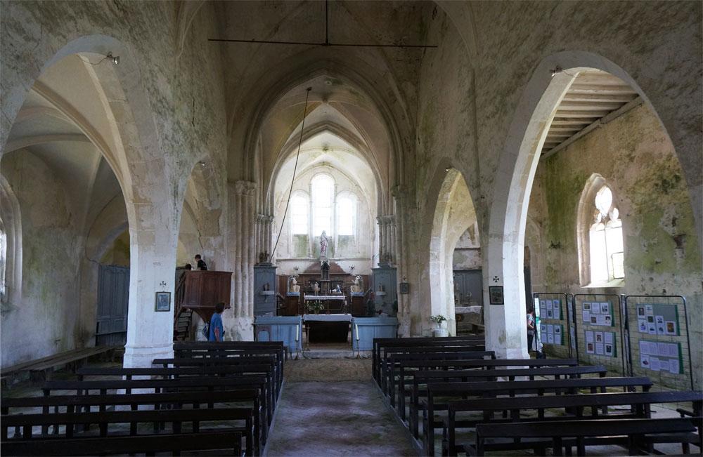 Nef-Eglise-Saint-Martin
